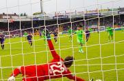 3. Liga: Strittiger Elfer! MSV Duisburg jubelt in Osnabrück