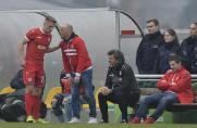 ETB SW Essen: 48-maliger Drittligaspieler im Training
