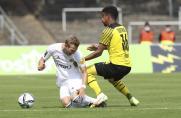 """3. Liga: Ernst nach BVB-Spiel: """"Froh, wenn ich hier weg bin"""""""