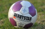 Fußball Allgemein, Symbolfoto, Derbystar-Ball, Fußball Allgemein, Symbolfoto, Derbystar-Ball