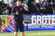 Uerdingen: SCW-Trainer baut KFC nach Last-Minute-Schock auf