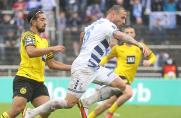 3. Liga: Der BVB II schießt den MSV Duisburg ab