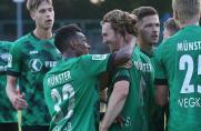 Münster: 4 Spiele, 4 Siege - Preußen grüßen von der Spitze