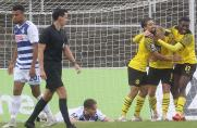 3. Liga: BVB-Juwel Kamara überzeugt bei Kurzeinsatz