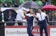 """FC Kray: Mikolajczak giftet gegen Kilz: """"Mach' die Mütze enger"""""""