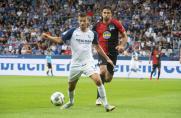 Bei einem Test im Jahr 2019 (1:1) ging es zwischen dem VfL und Hertha ein einziges Mal nicht um Punkte.