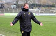 """BVB-U19-Trainer: """"Das war von manchen keine ausreichende Leistung!"""""""