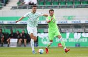 Bundesliga: Wolfsburg bleibt Erster - Union ungeschlagen