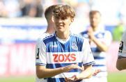 MSV Duisburg: U19-Mitspieler schwärmen von Juwel Hettwer