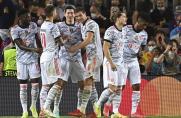 Champions League: Bayern gewinnt, Wolfsburg Remis