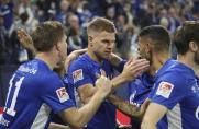 Schalke 04, Simon Terodde, Schalke 04, Simon Terodde