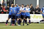 Niederrheinpokal: FC Kray rettet sich in die zweite Runde