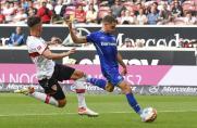 Bundesliga: Leverkusen siegt in Unterzahl in Stuttgart