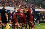 Dank Terodde: Schalke plötzlich auf Platz sechs