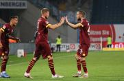 Schalke: Drexler feiert Terodde, RWE-Trainersohn niedergeschlagen
