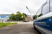 Fan-Randale bei Hansa gegen Schalke: Vier Polizisten verletzt
