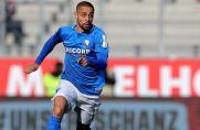 Ehemals Schalke und VfL: Sidney Sam beendet Fußball-Karriere