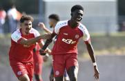 U19: RWE-Trio darf sich beim DFB beweisen