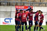 Regionalliga West: Wuppertal zerlegt Schalke, Fortuna den VfB