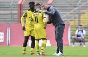 BVB U19: Tullberg fehlte die Intensität – B-Elf gegen RWE