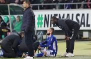Schalke: Das sind die Diagnosen bei Aydin und Drexler