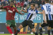 Remis im Kellerduell: Augsburg und Bielefeld trennen sich 1:1
