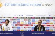 """MSV Duisburg: """"Intensität und Gier"""" - Das erwartet der Neu-Trainer"""