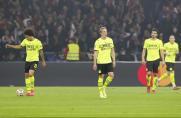 """BVB: """"Tut extrem weh"""" - Frust nach Lehrstunde in Amsterdam"""