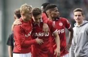 RL West: RWE verlängert mit Mittelfeldspieler