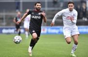 Regionalliga: RWE-Remis in Köln - Engelmann verschießt Elfer
