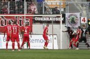 RL West: WSV mit Zittersieg, RWO verliert, Aachen am Boden