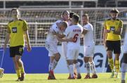 3. Liga: Überraschung gegen BVB II: Erleichterung in Köln