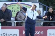 FC Kray: Ärger mit Sportchef - Trainer tritt zurück