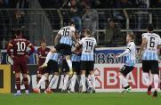 Schalke-Aus im Pokal: Fans schießen sich auf Grammozis ein