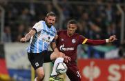 Schalke fliegt aus dem Pokal: Drittligist 1860 München stärker