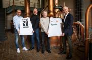 RWE: Stauder bleibt Trikotsponsor der Traditionsmannschaft
