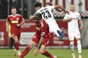 RWE: Spektakel - Essen holt ein 0:3 in Düsseldorf auf
