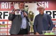 Liveticker: Die Auslosung der 3. Runde im Niederrheinpokal
