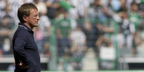 Interview: Ralf Rangnik über Taktik, Fußballprofessoren und Schalke gegen Barcelona