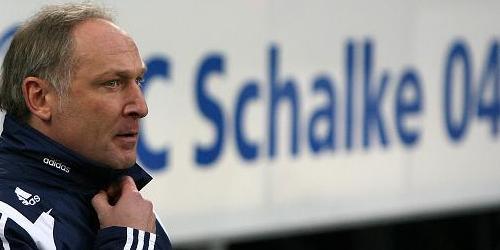 """Andreas Müller steht vor einem persönlichen """"Endspiel"""" auf Schalke (Foto: firo)."""