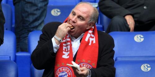 FC Bayern: Hoeneß will nichts mehr sagen