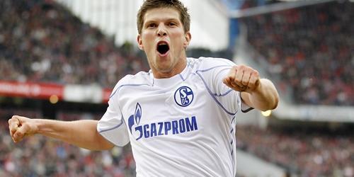 Schalke 04: Huntelaar am Knie verletzt