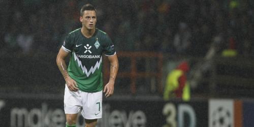 """Bremen: Arnautovic nennt Werder einen """"Saftladen"""""""