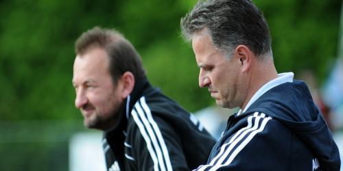 SC West: Trainer Carlos Carulla entlassen