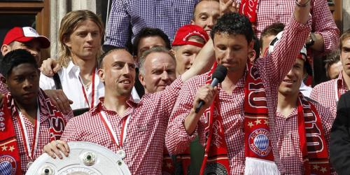FCB: van Bommel und Ribery wieder an Bord
