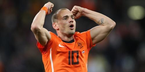 Inter: Wesley Sneijder leidet an Anämie