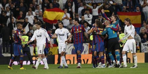 Barca gegen Real: Duell der Giganten verlegt