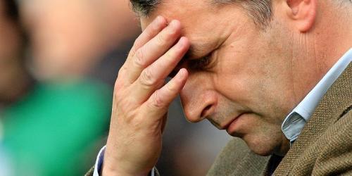 Werder-Krise: Allofs stoppt Vertragsverhandlungen