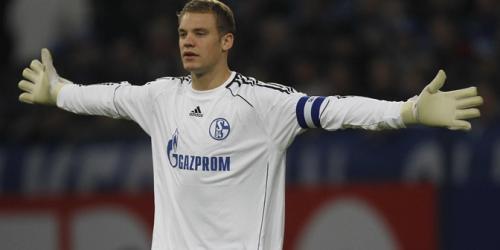 Schalke 04: Auch Manuel Neuer soll bleiben