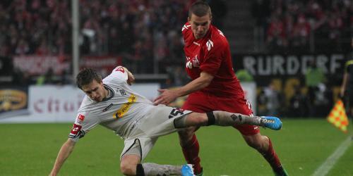 Köln: 0:4 gegen Gladbach - der tiefpunkt ist erreicht
